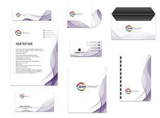 Brington Printers Business Stationery